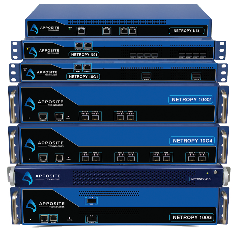 Netropy WAN Emulation Tools